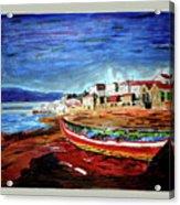 Sea Scape Acrylic Print
