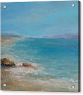 Sea Shore Acrylic Print