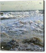 Sea Spray Acrylic Print