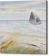 Sea Stack 3 Acrylic Print