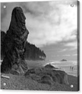 Sea Stack Acrylic Print