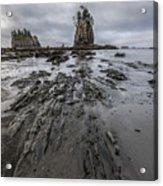 Sea Stack Paradise Acrylic Print