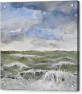 Sea Storm Acrylic Print
