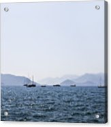 Sea Stroll Acrylic Print