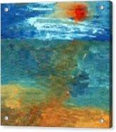 Sea Was Acrylic Print