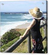 Sea Watch Acrylic Print