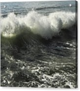 Sea Waves1 Acrylic Print
