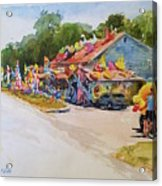 Seaberry Surf Gifts, Wellfleet Acrylic Print