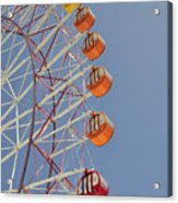 Seacle Ferris Wheel Acrylic Print