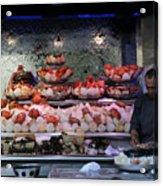 Seafood Restaurant 1 Acrylic Print