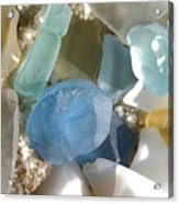 Seaglass Acrylic Print