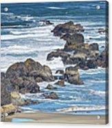 Seal Rock Seascape Acrylic Print