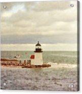 Seamans Light Acrylic Print
