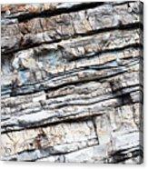 Abstract Rock Stone Texture Acrylic Print
