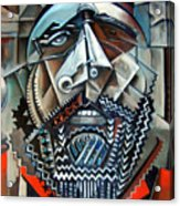 Sean Poole Acrylic Print
