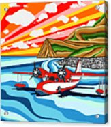 Seaplane 2 Acrylic Print