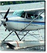 Seaplane Acrylic Print