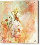Search For Tomorrow Acrylic Print