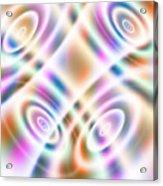 Searchlights Acrylic Print