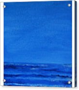 Seascape-0 Acrylic Print
