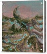 Seascape-2 Acrylic Print