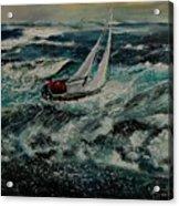 Seascape 97 Acrylic Print