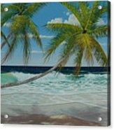Seascape Series No.1 Acrylic Print