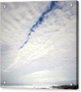 Seascape Skyscape Two Acrylic Print