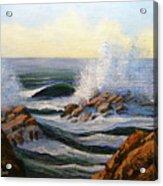 Seascape Study 1 Acrylic Print