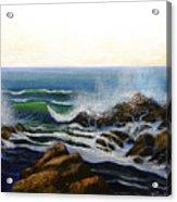 Seascape Study 5 Acrylic Print
