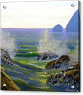 Seascape Study 7 Acrylic Print