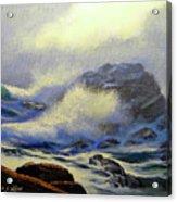Seascape Study 8 Acrylic Print