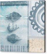 Seashells 2 Acrylic Print