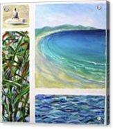 Seaside Memories Acrylic Print