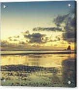 Seaside Palette Acrylic Print