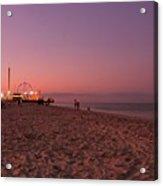 Seaside Park I - Jersey Shore Acrylic Print