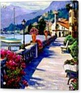 Seaside Pathway 3 Acrylic Print