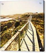 Seaside Perspective Acrylic Print