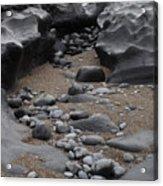 Seaside Shapes II Acrylic Print