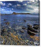 Seaside Snap Acrylic Print