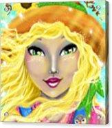 Seasons Of Wonder Summer Acrylic Print