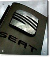 Seat 25 Acrylic Print