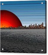 Seattle Dawning 2 Acrylic Print