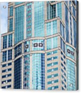 Seattle High Rise Acrylic Print