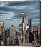Seattle Acrylic Print