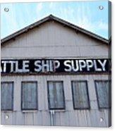 Seattle Ship Supply 2 Acrylic Print