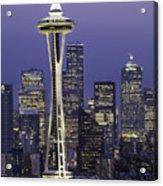 Seattle Space Needle 0200 Acrylic Print
