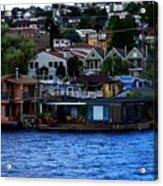Seattle View Acrylic Print