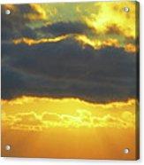Seaview Sunset 3 Acrylic Print