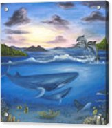 Seaworld Acrylic Print